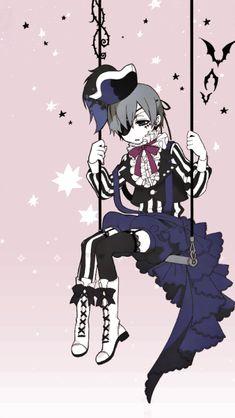#Ciel #Phantomhive #fanart #cute #Blackbutler