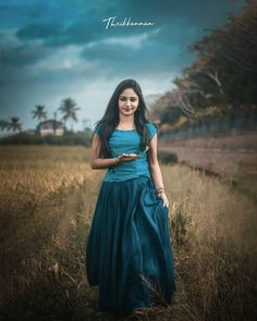 Image may contain: 1 person, standing, sky and outdoor, possible text that says 'Thrikkannan' Kerala Wedding Photography, Wedding Couple Poses Photography, Girl Photography Poses, Village Photography, Dark Photography, Beautiful Girl Indian, Beautiful Girl Image, Beautiful Indian Actress, Beautiful Eyes