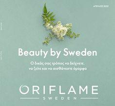 """Αυτόν το μήνα σας παρουσιάζουμε με μεγάλο ενθουσιασμό και υπερηφάνια τη νέα μας """"υπογραφή"""" Beauty by Sweden. Μία φράση που αποδίδει στο έπακρο ποιοι είμαστε και που υπογραμμίζει την καταγωγή μας και τα όσα αυτή αντικατοπτρίζει. Ομορφιά με γνώμονα το Beauty by Sweden, δεν είναι μόνο το πώς φαίνεσαι, αλλά και το πώς φέρεσαι. Είναι τρόπος ζωής - Να είσαι υγιής, να φροντίζεις την επιδερμίδα σου, να εκφράζεσαι ελεύθερα, να σέβεσαι τους άλλους και τη φύση, να έχεις ισορροπία και αυτοπεποίθηση. Oriflame Cosmetics, Yoga Art, Beauty, Consultant, Amber, Mystery, Business, Cosmetology, Beauty Illustration"""