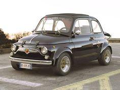 a Fiat 695 Abarth