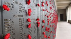 Join ANU students to walk to Anzac Day dawn service