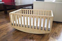 SlickCrib+-+ein+hölzernes+Kinderbett+/+Wiege+80+von+woodlovers+auf+DaWanda.com