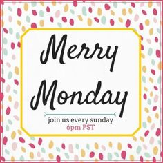 It's time to link up at the Merry Monday Link Party 118! #MerryMonday
