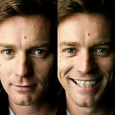 There's something about Ewan McGregor.