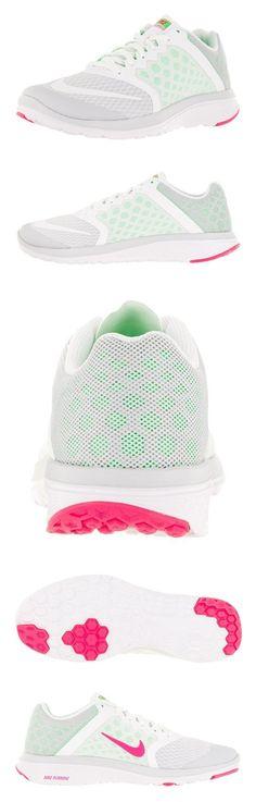 best loved 9961f 1ba9a  60.2 - Nike Women s Fs Lite Run 3 Running Shoe Pr Pltnm White Vltg.  ZapatillasMujeres ...