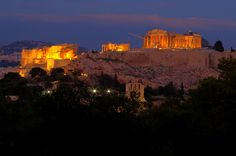 ATHENS The Acropolis at dusk   85482824.jpg (1280×850)