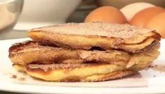 Lívanečky ze zakysané smetany (od Zdeňka Pohlreicha) Pancakes, Eggs, Breakfast, Food, Morning Coffee, Essen, Pancake, Egg, Meals
