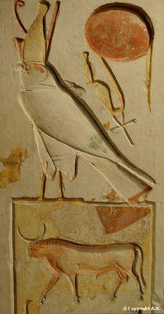 <b>Anonyme</b> : <b>Ouserma Rê (Ramsès II)</b> : <b>Ouserma Rê (Ramsès II)</b> : Nom d'Horus de Ramsès II