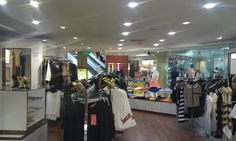 A clothing and fashion shop in Myer centre. Business located in heart of CBD