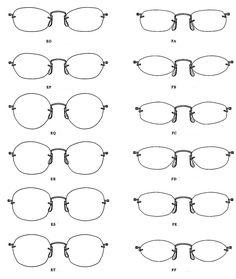 a881382355 7 Best Glasses images