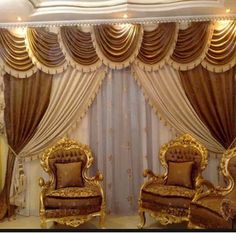 Luxury Curtain Designs For Small Gold Living Room Window Interior Part 36