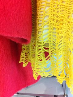 #AW13 #johnrocha #fabrics #colours #lfw #london #backstage