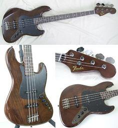 Fender Japan JB62-WAL Jazz Bass Fender Japan http://www.amazon.co.jp/dp/B0016OMGWE/ref=cm_sw_r_pi_dp_68YEub0RYRY80