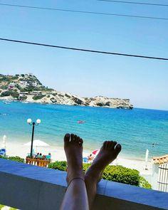 #Summertime 😏💓 #creta #greece #visitgreece Creta Greece, New York Skyline, Summertime, Villa, Travel, Viajes, Destinations, Traveling, Trips