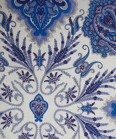 Liberty Art Fabrics Lord Paisley H Tana Lawn