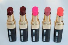 Bobbi Brown Nourishing Lip Color Oil Swatches - Beauty and Cosmetics http://beautyandcosmetics.net/beauty/bobbi-brown-nourishing-lip-color-oil-swatches?utm_campaign=crowdfire&utm_content=crowdfire&utm_medium=social&utm_source=pinterest