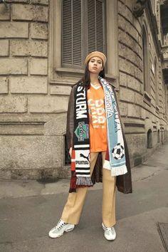 nss sports presents Les Vêtements de Football drop 4 Sport Fashion, High Fashion, Vintage Jerseys, Vintage Football, Simple Wardrobe, Football Fashion, Bastilla, Sport Chic, Fashion Images