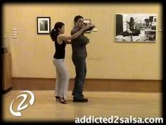 Let's Learn Dancing. According to experts, salsa dancing can burn up as many as 10 calories per minute. Best of all, it's really easy to learn the salsa and a great way to get Salsa Dance Video, Salsa Dance Lessons, Dance Tips, Dance Videos, Dance Moves, Types Of Ballroom Dances, Ballroom Dancing, Teach Dance, Learn To Dance