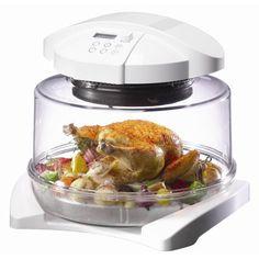 Morningware HO1200M-WOR Infrared Halogen Oven