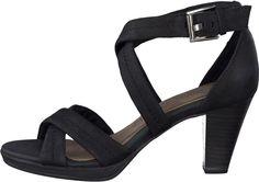 Marco Tozzi 2-28375-24 Damen Sandalen Schwarz, EU 39: Amazon.de: Schuhe & Handtaschen