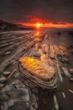 Fotografía Sunset's glows por Francisco José Soto Martínez en 500px