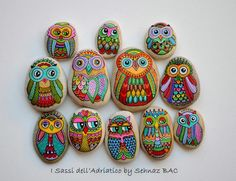 Painted-owl_rocks - Google Search