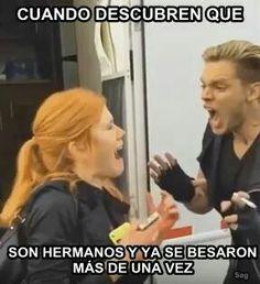 Memes de Cazadores De Sombras - Clary - Jace - Wattpad