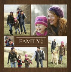 """Sweet & Simple """"Family"""" Scrapping Page..."""