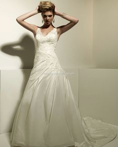 This is my dress <3 I bought it today :) Ella Rosa Wedding Dress