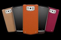 Vertu has announced its latest luxury smartphone - Vertu Constellation. If you're curious, let's go on checking what features have been in the Android phone. Mobiles, Hardware, Bling, Best Phone, Digital Trends, Android Smartphone, Android 4, Mobile Phone Cases, Mobile Phones