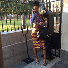 Rihanna Does Her Best Olivia Pope at the White House