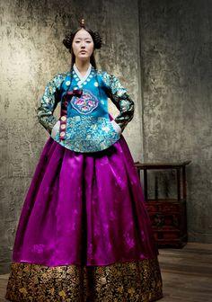 Korean traditional clothes- Hanbok