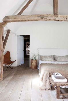 14 inspiraciones de dormitorios neorústicos | Bohemian and Chic