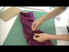 Making an Infinity Scarf.This video is great! I have made 1 infinity scraf already and will make many more.