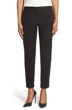 Classiques Entier® 'Star' Slim Ankle Pants (Regular & Petite) available at #Nordstrom