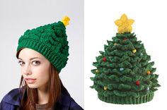 問答無用に可愛いニット帽から、人前で着用するには躊躇してしまうニット帽までちょっと変わったデザインをしたニット帽です。もし、今年のクリスマスに手編みのプレゼントを考えている人、多分必見です。1. これ...