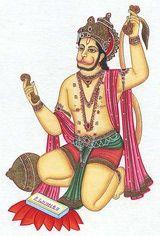 Hanuman: The Devotee of Lord Rama