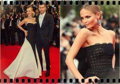 I look più belli del Festival di Cannes, dalla favolosa Blake Lively a Monica Bellucci, su  http://www.thenewartfashion.com/2014/05/best-look-of-cannes-2014.html