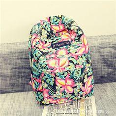 Backpacks For Teenage Girls School Backpacks Leaves Women