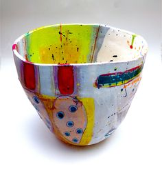 Linda Styles #ceramics #pottery