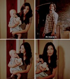 """#TheOriginals 3x02 """"You Hung the Moon"""" - Hayley, Jackson and Hope"""