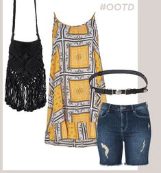 Festival Look!   By Mat. fashion  Real Size  Plus Size Fashion