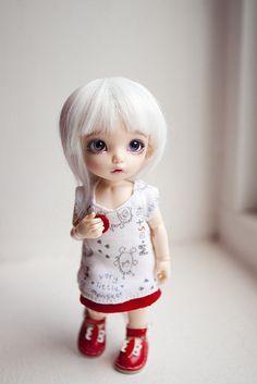 Hello! (pukifee Ante, faceup by LadySleepsAlot)