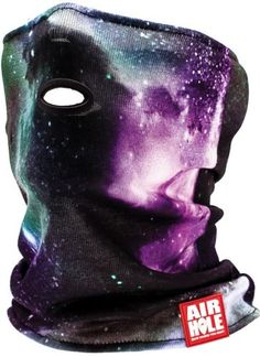 Airhole AIRTUBE Snowboard Face Mask, XS | Youth, Apollo