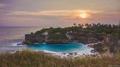 Blue lagoon_ Bali Indonesia