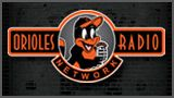 The Baltimore Orioles Radio - our home baseball team.