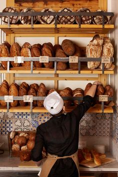 another behind counter display option for bread Bread Display, Bakery Display, Small Bakery, Corner Bakery, Bakery Store, Bakery Cafe, French Bakery, French Cafe, Cafe Counter