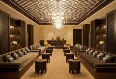 The St. Regis Saadiyat Island Resort, Abu Dhabi—The Regal Ballroom - Majilis Arabian Decor, Contemporary Windows, Lobby Design, Salon Design, Beige Marble, Island Resort, Moroccan Style, The St, Abu Dhabi