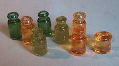 how to: molds for resin bottles