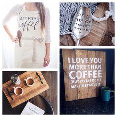 I. LOVE. Coffee. – Simply Lovely Handmade